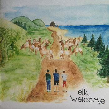 Elk Welcome cover art