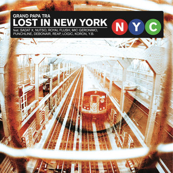 Lost in New York cover art