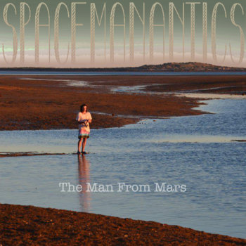 The Man From Mars - Single cover art