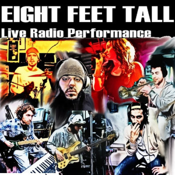 Eight Feet Tall (Live Radio Performance) cover art