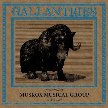 Gallantries cover art