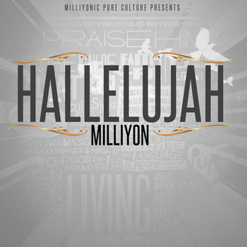 "Single ""Hallelujah"" cover art"