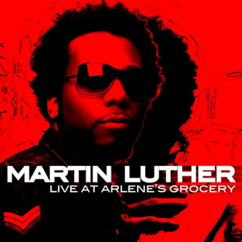 LIVE AT ARLENE'S GROCERY cover art
