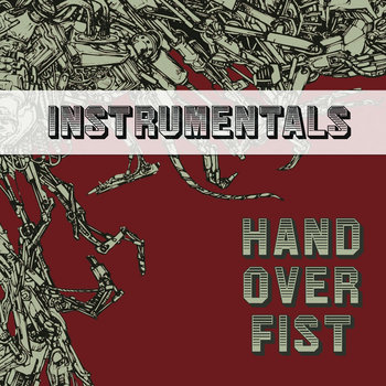 Hand Over Fist Instrumentals cover art