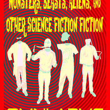 Science Fiction Fiction cover art