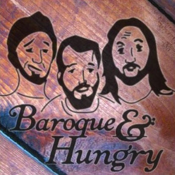 Baroque & Hungry (2012 EP) cover art