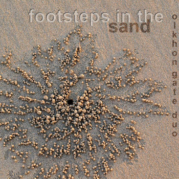 Footsteps in the Sand cover art