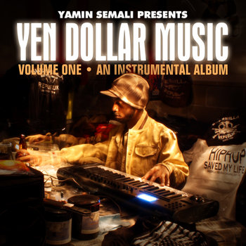 Yen Dollar Music, vol. 1 cover art