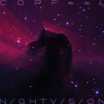 nightvision ep cover art