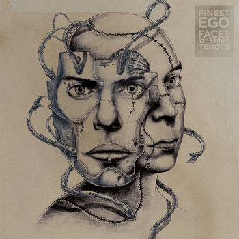 "Finest Ego | Faces 12"" Series Vol. 5 cover art"