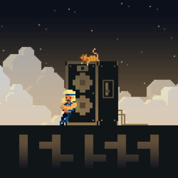 Super Time Force Demos EP cover art