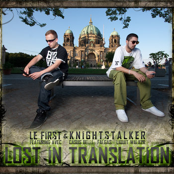 Lost In Translation (EP) cover art