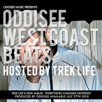 Oddisee West Coast Beats - Hosted By Trek Life cover art