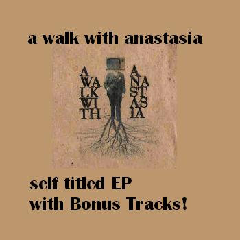 A Walk With Anastasia - A Walk With Anastasia (BTR001) cover art