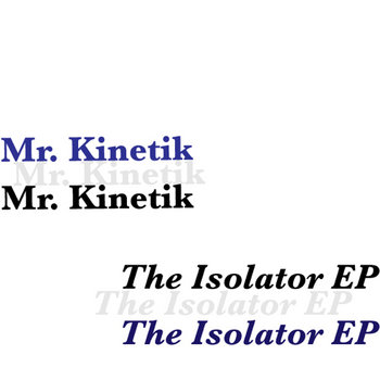 The Isolator EP cover art