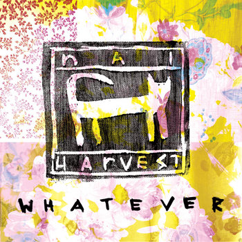 WHATEVER cover art