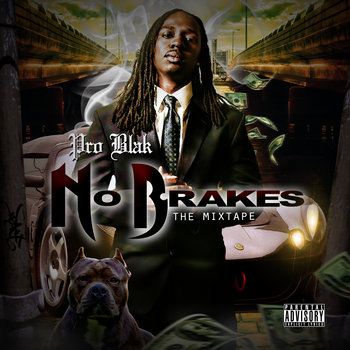 No Brakes cover art