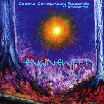 Enginewitty - V.A. (Cosmic Conspiracy Records) cover art