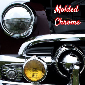 Molded Chrome cover art