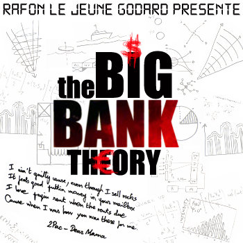 the BIG BANK Theory cover art