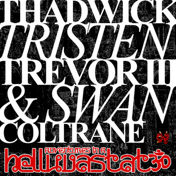 Adventures in Helluvastate cover art