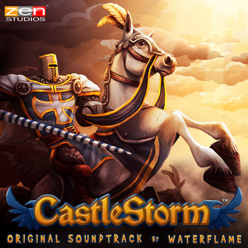 Castlestorm original soundtrack cover art