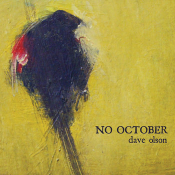 No October cover art