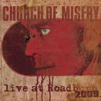 Live At Roadburn 2009 cover art