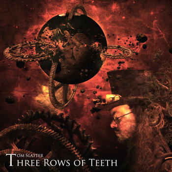 Three Rows of Teeth cover art