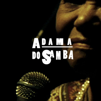 A DAMA DO SAMBA  Dona Inah in the nights of So Paulo cover art