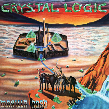 Crystal Logic cover art