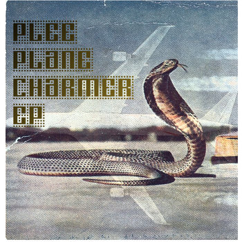 Plane Charmer EP cover art