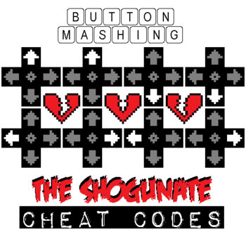 Button Mashing Cheat Codes cover art