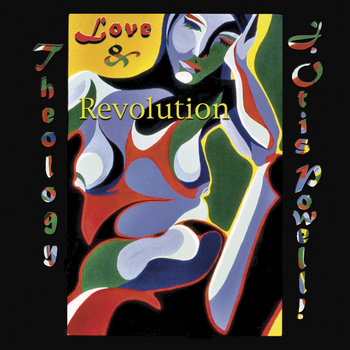 Theology: Love &amp; Revolution cover art