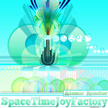 Space Time Joy Factory cover art