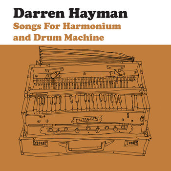 Songs for Harmonium and Drum Machine cover art