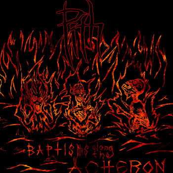 Baptisms Along The Acheron cover art