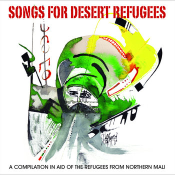 Songs For Desert Refugees cover art