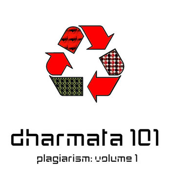 plagiarism vol. 1 cover art