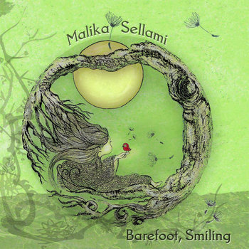 Barefoot, Smiling cover art