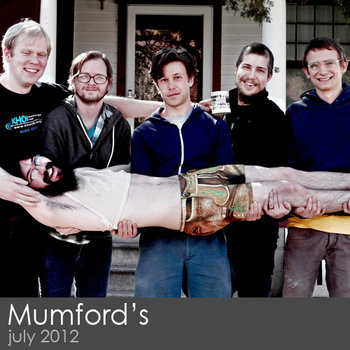 Mumford&#39;s cover art