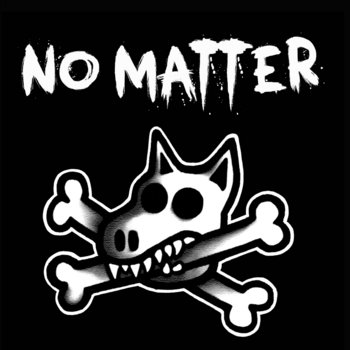 no matter - demo cover art