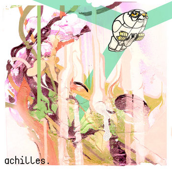 achilles. - It's A Falcon Richard cover art