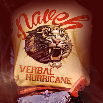 Verbal Hurricane (EP) cover art
