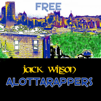 Alottarappers EP cover art