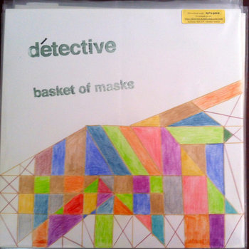 Basket of Masks cover art