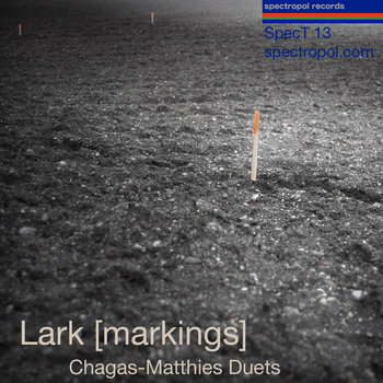 Lark [markings] cover art