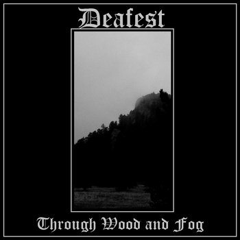 Through Wood and Fog EP cover art