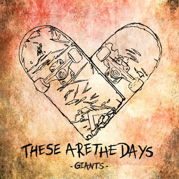 These Are The Days cover art