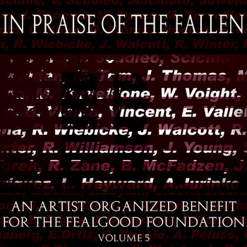 In Praise Of The Fallen - Volume 5 cover art